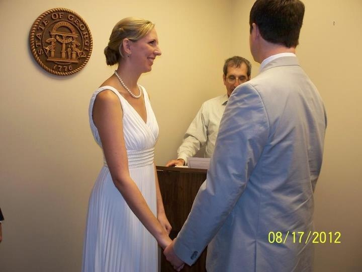 Getting married at the courthouse in georgia